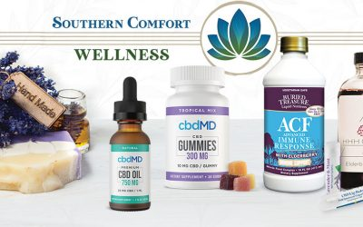 Southern Comfort Levels Up with Wellness Products