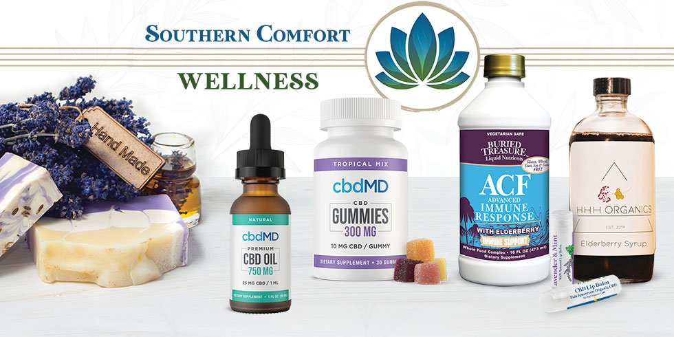 Southern Comfort Wellness Products