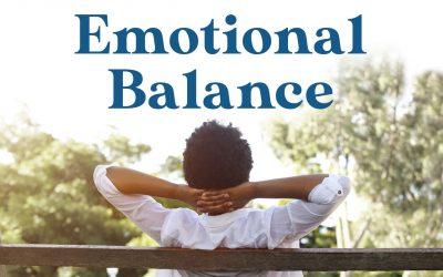 Emotional Wellness Month – October